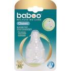 Соска молочная BABOO Classic, 2 шт., от 6 месяцев - Фото 2
