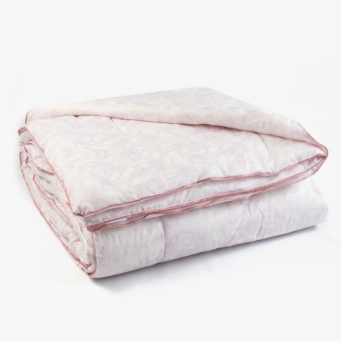 Одеяло Лебяжий пух 145х205 см, микс