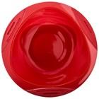 Тарелка BABOO c присоской глубокая, от 6 месяцев, цвет МИКС