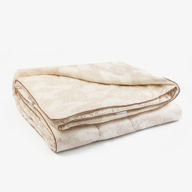 Одеяло Овечка 145х205 см, 150г/м2, чехол Глоссатин стеганный