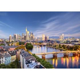 Фотообои Франкфурт ЛЮКС 2,72х1,94 м (из 8 листов) Ош