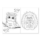 Раскраски для девочек набор «Для маленьких принцесс», 8 шт. по 12 стр. - Фото 5