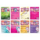 Раскраски для девочек набор «Для маленьких принцесс», 8 шт. по 12 стр. - Фото 6