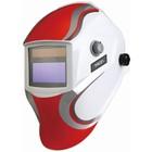 Маска сварщика OPTIMA PROFI RED, хамелеон, внешняя регулировка, DIN 9-13, True Сolor, Li