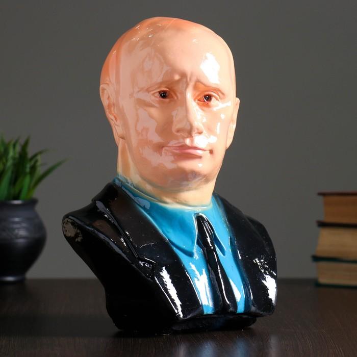 Копилка Бюст Путина 30х21см