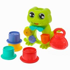 УЦЕНКА Набор для игры в ванной «Лягушонок»