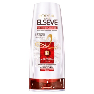 Бальзам для волос L`Oreal Elseve «Полное восстановление 5», 200 мл