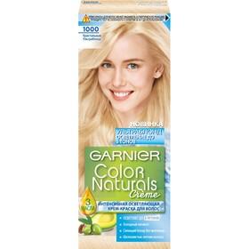 Краска для волос Garnier Color Naturals, тон 1000, кристальный ультраблонд