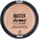 Хайлайтер для лица Maybelline Master Chrome, оттенок 100 Molten Gold