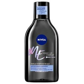Мицеллярная вода Nivea Make-Up Expert, для базового макияжа, 400 мл