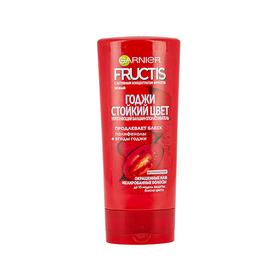 Бальзам-ополаскиватель Garnier Fructis Годжи «Стойкий цвет» укрепляющий, для окрашенных или мелированных волос, 200 мл