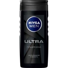 Гель для душа Nivea Men Ultra, 250 мл