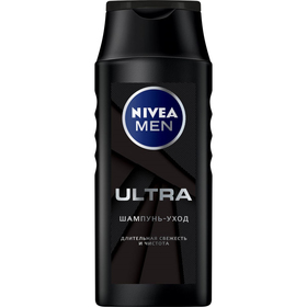 Шампунь Nivea Men Ultra, 250 мл