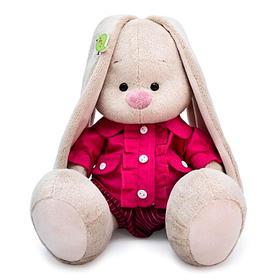 Мягкая игрушка «Зайка Ми» в курточке и шортиках, 18 см