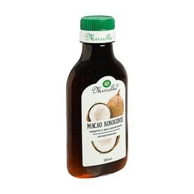 Масло косметическое Mirrolla, кокосовое, 100 мл