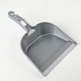 Совок для мусора, серый перламутр Ош