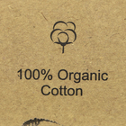 "Пряжа ""Organic Baby Cotton"" 100% хлопок 115м/50гр (425 розовый) - Фото 3"