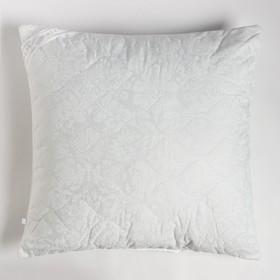 Подушка «Этель» Лебяжий пух 70×70 см, поплин