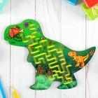Лабиринт средний «Тираннозавр»