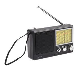 """Радиоприемник """"Эфир-03"""", УКВ 64-108 МГц, 6 В, бат. 2xAA (не в комплекте)"""