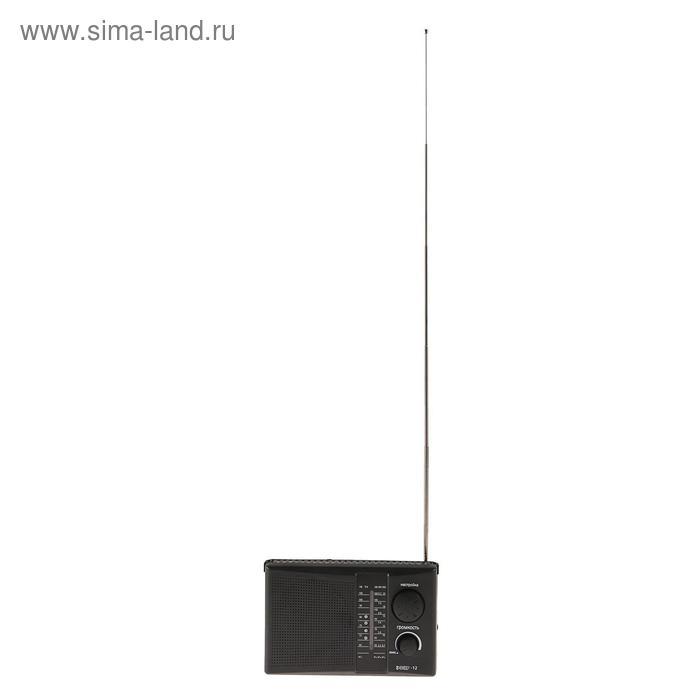 """Радиоприемник """"Эфир-12"""", FM 64-108 МГц, 220 В"""