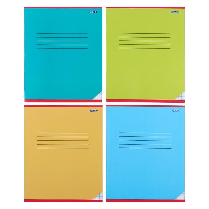 Брошюра для записей 12 листов клетка «Классика-6», обложка мелованная бумага