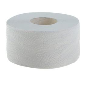 Туалетная бумага Helper «Джамбо», белая, 150 метров, 1 слой
