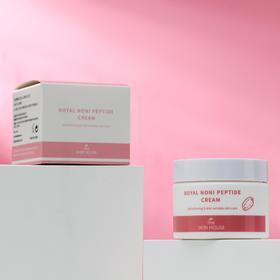 Укрепляющий крем для лица The Skin House, с пептидами и экстрактом нони, 50 мл