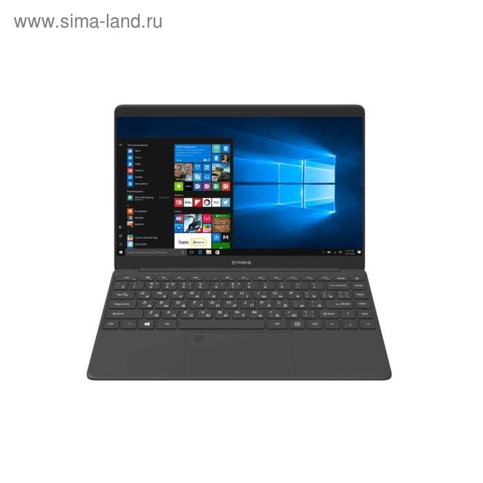 """Ноутбук IRBIS NB245b, 14.1"""", 1920x1080, Cel N3350, 4 Гб, SSD 32 Гб, HD500, W10, черный"""