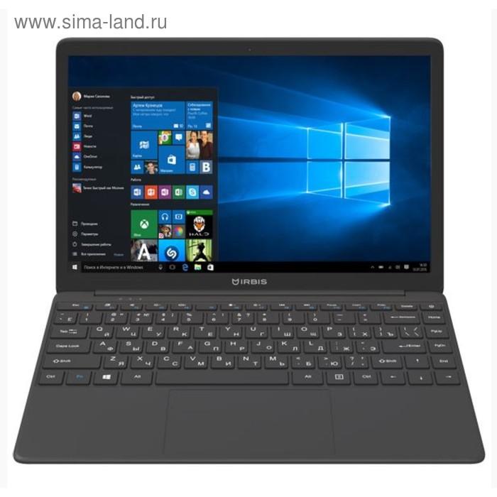 """Ноутбук IRBIS NB241, 14.1"""", 1920x1080, Cel N3350, 3 Гб, SSD 32 Гб, HD500, W10, черный"""