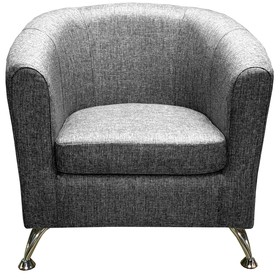 "Кресло ""Bo"", рогожка Melange"