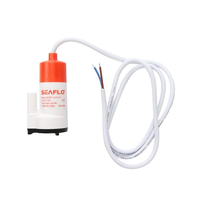 Помпа водооткачивающая SeaFlo SFSP1-L012-01 погружная, электрическая, 12LPM, 12V