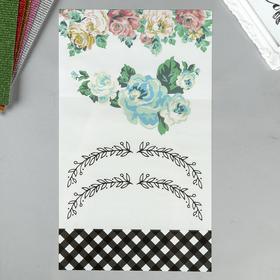 Украшения для магнитной доски ' MAGNET BOARDS CLING - FLOWER' 25х35 см 7 шт Crate Paper Ош