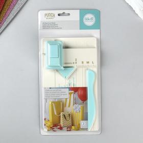 Доска для изготовления пакетов - «Gift Bag Punch Board» WRMK Ош