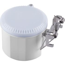Датчик движения и освещенности SEN70, 230V, 2000W, 10m, 360°, 5.8GHz, цвет белый Ош
