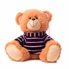 Мягкая игрушка «Медведь в футболке, 30 см