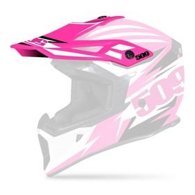 Козырек 509 Tactical, розовый Ош