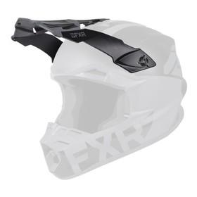 Козырек FXR Blade 2.0  Helium, чёрный, серый