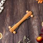 Музыкальный инструмент дерево