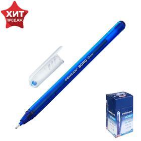 Ручка шариковая Pensan Buro 2270 узел-игла 1.0 мм, синие чернила