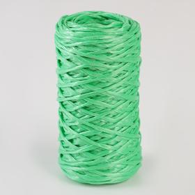 Шпагат ПП, d=1,6 мм, 60 м, цвет зелёный Ош