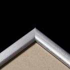 Фоторамка сосна с19 70х90 см (серебро) - Фото 3