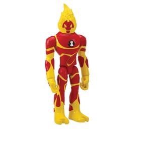 Фигурка BEN 10 «Человек-Огонь», 25 см
