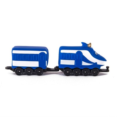 Игровой набор «Паровозик с вагончиком Ханзо»