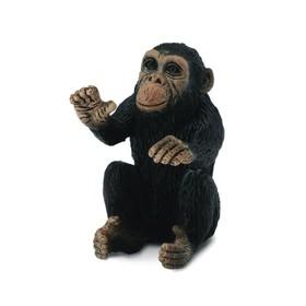 Фигурка «Детёныш шимпанзе»