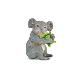 Фигурка «Коала поедающая эвкалипт»