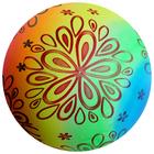 Мяч детский «Цветы», d=22 см, 70 г