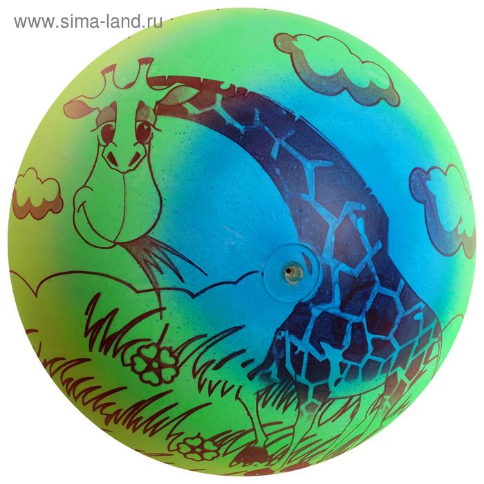 Мяч детский «Жирафик», d=22 см, 70 г