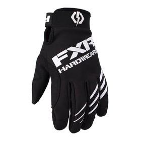 Перчатки FXR Mechanics, чёрный, XS