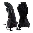 Перчатки Tobe Capto gauntlet с утеплителем, чёрный, XL